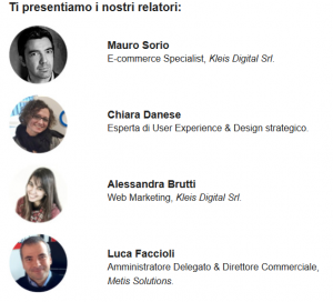 Ore 12: Assaggi di Web Marketing!