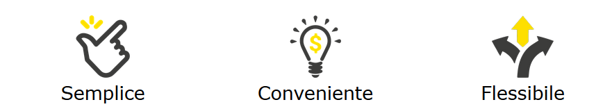 Agilità, efficienza e costi del data center sotto controllo. Scegli un'infrastruttura iperconvergente!